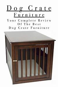 best dog crate furniture solutions small to large wood With best dog crate furniture