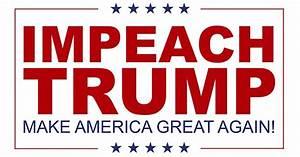 """Impeach Trump"" Stickers by tiffanyisweird Redbubble"