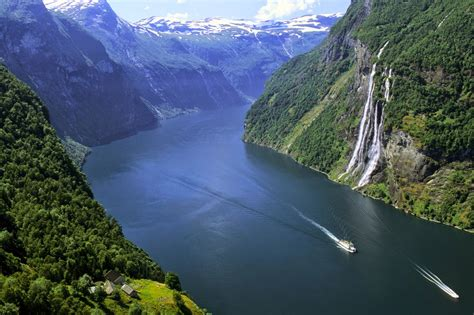 The Delightful Sognefjord  Norway  World For Travel