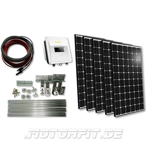 mobile pv anlage 1500w hausstrom mini pv anlage 1500 watt solar anlagen