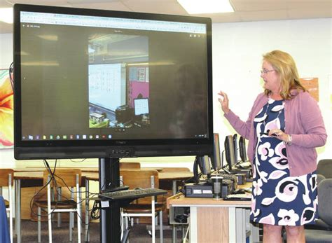Fairborn City Schools Integrates New Technology In