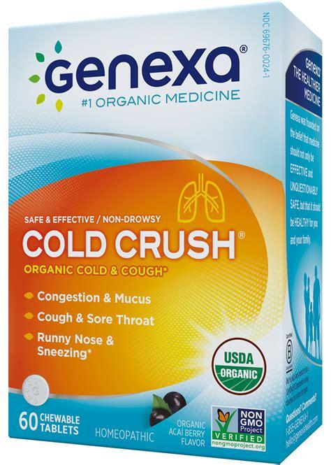 Amazon.com: Genexa Homeopathic Allergy Medicine: Certified