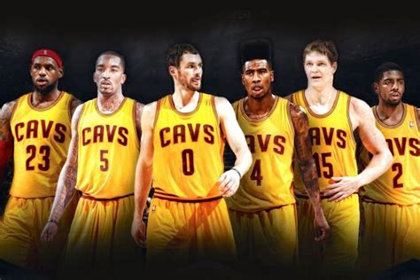cleveland cavaliers roster