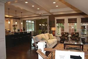 Open, Floor, Plan, Galley, Kitchen, Color, Scheme, Ideas, Opengalleykitchen, Open, Floor, Plan, Galley