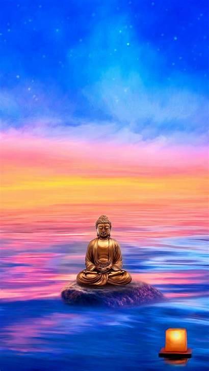 Buddha Iphone Wallpapers Buda Mobile Buddhism Meditation
