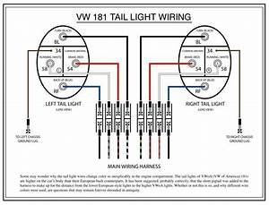 Taillight Diagram