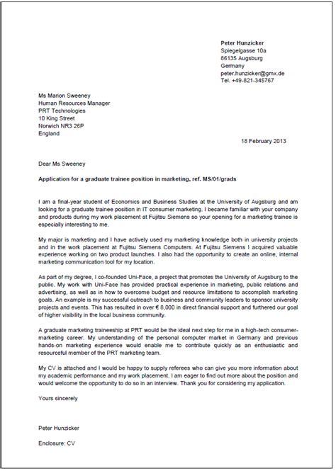 cover letter  internship germany cv  cover letter