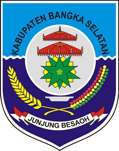 logo kabupaten bangka selatan logo lambang indonesia