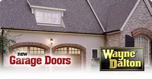 Wayne Dalton Installation In Garage Door