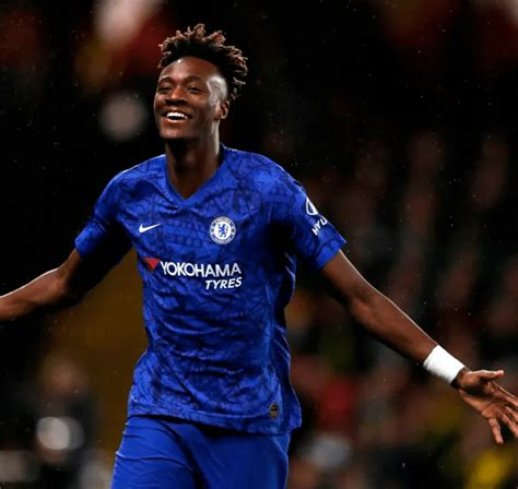 Tammy Abraham was named both the capital city's Premier ...