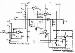 Short Circuitable 30 W Audio Amplifier