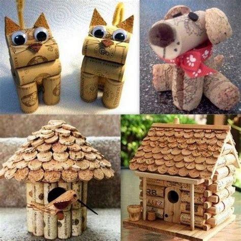 Activité Manuelle Avec Bouchon De Liege 201 Pingl 233 Par Nafeuse Magazine Sur Recyclage Diy Toys Diy Et Bricolage