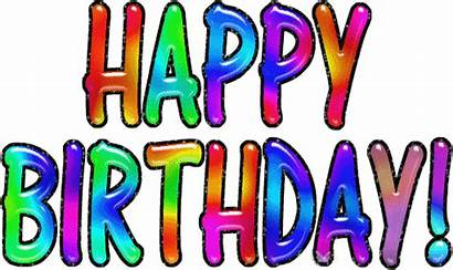 Happy Birthday Colorful Animation Animated Clipart Yopriceville