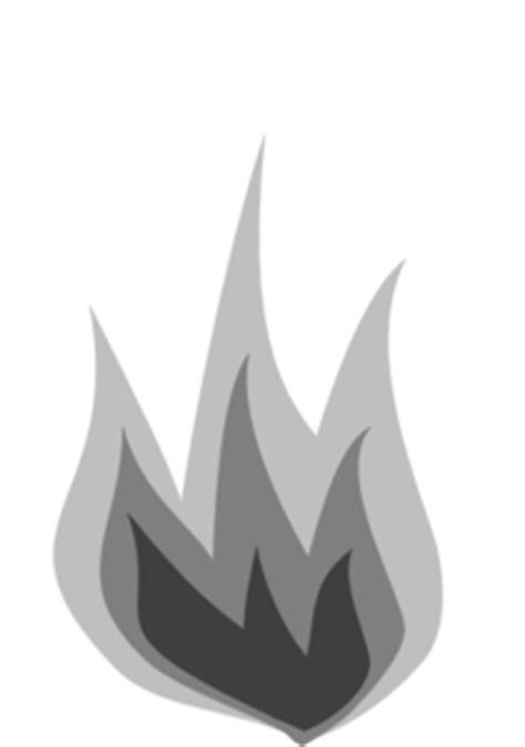 White Fire Clip Art at Clker.com - vector clip art online