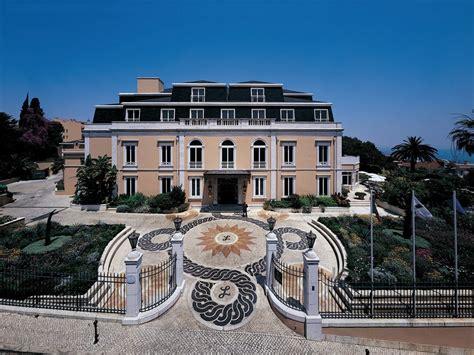 Olissippo Lapa Palace Lisbon, Portugal - Condé Nast Traveler