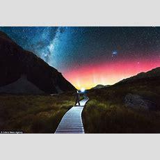 Photos Show Milky Way Illuminating Sky Over New Zealand  Daily Mail Online