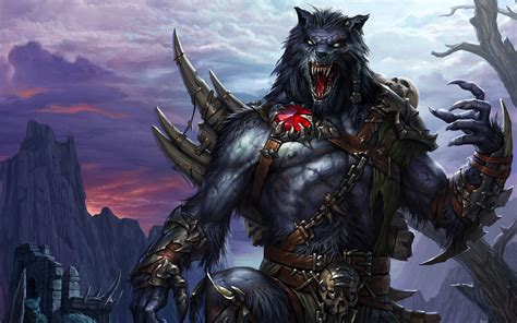 Beast Scary Wolf Wallpaper by Helsing Wallpapers 67 Images