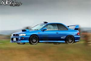 2000 Subaru Impreza Wrx Sti  Gc8g  Type R Prodrive P1