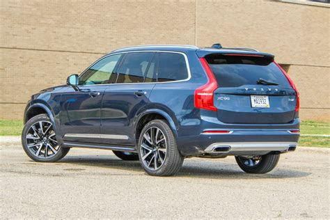 volvo xc review  incredibly satisfying everyday