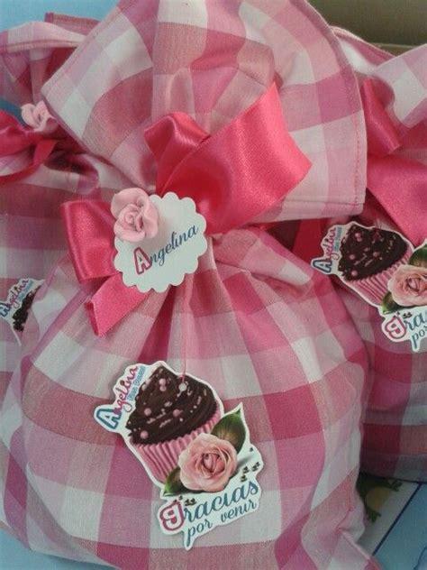 bolsas de tela para regalos recuerdos o cotillones souvenir de tela bolsas de golosinas