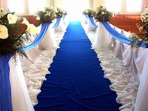 blue wedding inspiration themes designer chair covers to go With royal blue wedding ideas