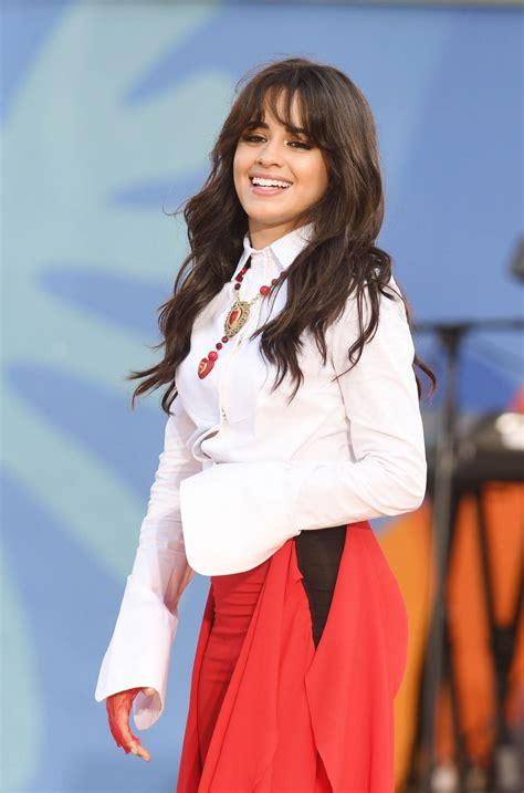 Camila Cabello Performs Good Morning America Summer