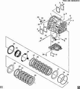 29531325 - Gm Gasket  Transmission Power Take
