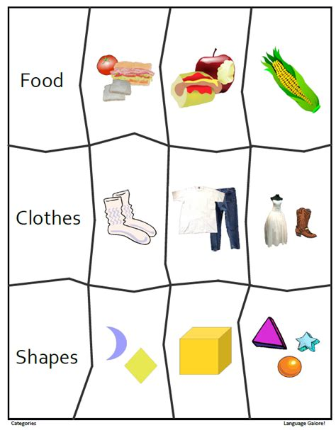 Pointy Puzzles Free Samples Free Language Stuff