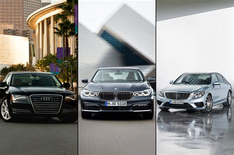 bmw  audi  mercedes  costs   maintain