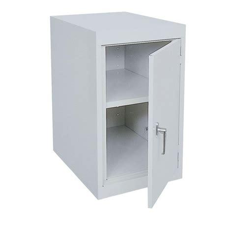 hdx plastic storage cabinets hdx 27 in w 4 shelf plastic multi purpose cabinet in