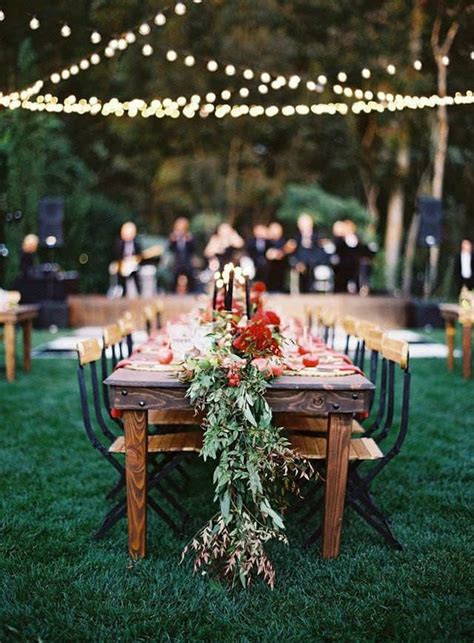 10 Romantic Outdoor Settings Tinyme Blog