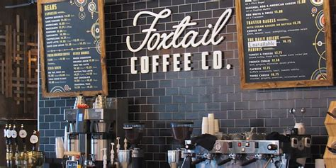 Coffee blue is the uk's leading mobile coffee van franchise. Foxtail Coffee Franchise - franchiseindustryblog.com