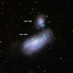 Irregular Galaxies Labeled (page 4) - Pics about space