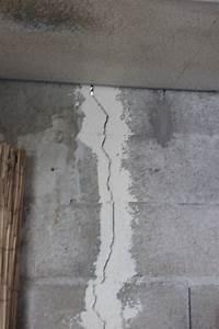 Reparer Grosse Fissure Mur Exterieur : r parer une fissure sur mur ext rieur ~ Melissatoandfro.com Idées de Décoration