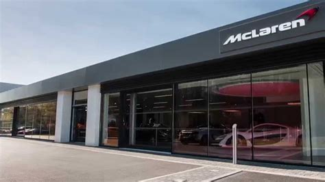 mclaren dealership principle implementation of mclaren dealership in ascot