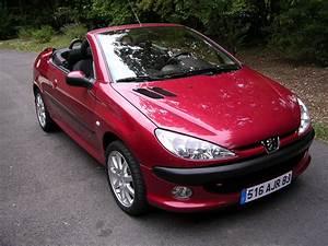 Peugeot 206 Cc Occasion : voiture occasion peugeot 206 cc de 2002 39 800 km ~ Gottalentnigeria.com Avis de Voitures