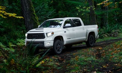 Toyota encourages responsible operation to help protect you, your vehicle and the environment. 2020 Toyota Tundra - Toyota USA Newsroom