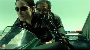 The Matrix Reloaded: Trinity on Ducati 996 - YouTube