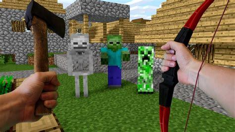 realistic minecraft zombie steve youtube