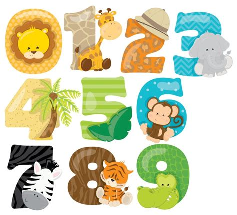 where to buy wall stickers safari numbers animals zoo nursery wall stickers