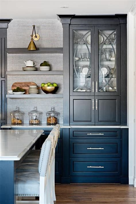 Floating Glass Cabinet - 17 best ideas about black china cabinets on