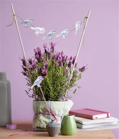 tischdeko mit lavendel deko ideen mit lavendel living at home