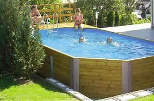 Pool Mit Holz : pool mit holz aus polen holzpool holzbecken pool aus holz nowaday garden ~ Orissabook.com Haus und Dekorationen