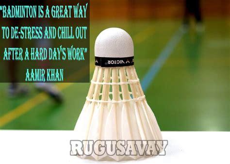 badminton quotes image quotes  hippoquotescom