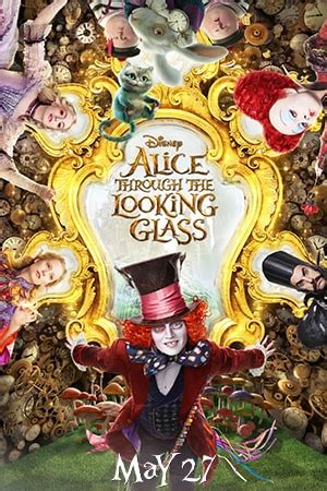 Alice Through The Looking Glass | Disney Movies