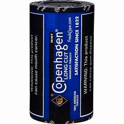 Copenhagen Mint Cut Roll Tobacco Smokeless Costco