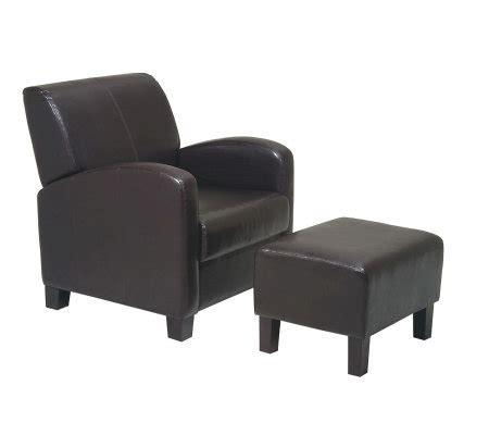 Office Chair Ottoman by Chair With Ottoman By Office Qvc