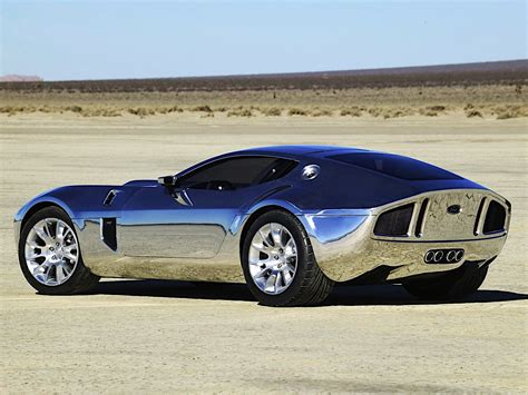Ford Shelby Gr1 cars showroom ford shelby gr 1 concept 2005