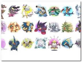 legendary pokemon mega evolution list 2