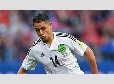 Javier 'Chicharito' Hernandez exclusive Old Trafford